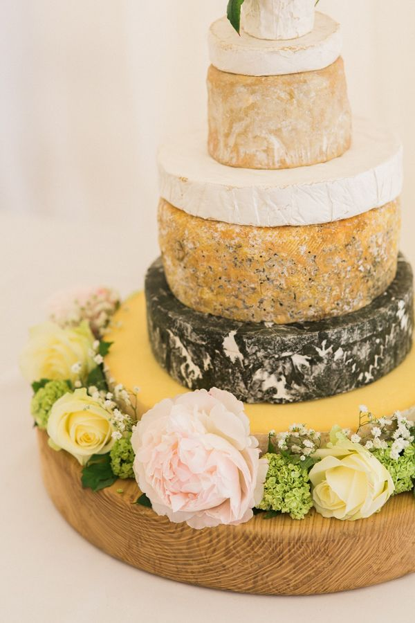 Stylish Relaxed Country Wedding Cheese Tower http://www.lisadawn.co.uk/   Tiel wedding cake   #wedding #weddings #bride #bigday #2015wedding  www.hotchocolates.co.uk www.blog.hotchocolates.co.uk
