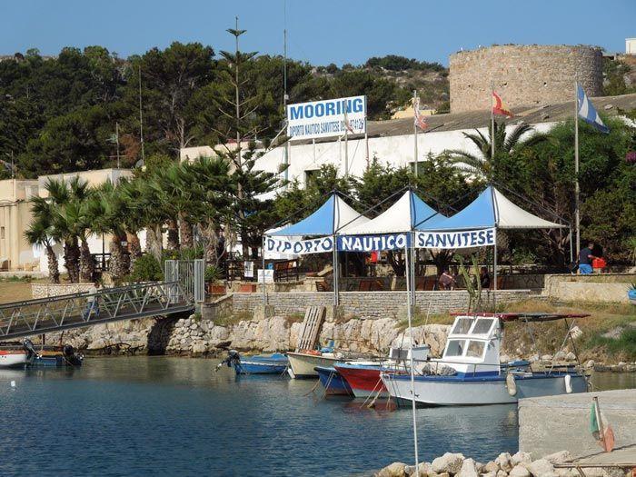 San Vito lo Capo -  the harbour