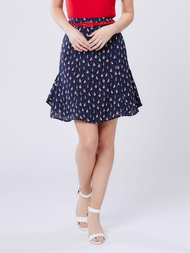 Cool Breeze Skirt