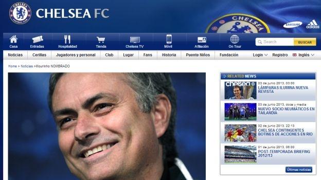 CONFIRMADO: José #Mourinho es nuevo entrenador del #Chelsea . #Depor