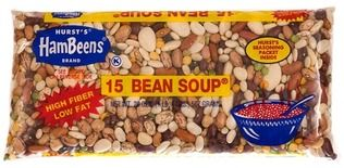 15 BEAN SOUP® beans in a crock pot or slow cooker