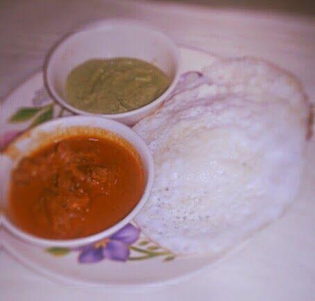 Soft and Crispy Kappa Rotti, South Indian Recipe http://cookeryatlas.blogspot.com/