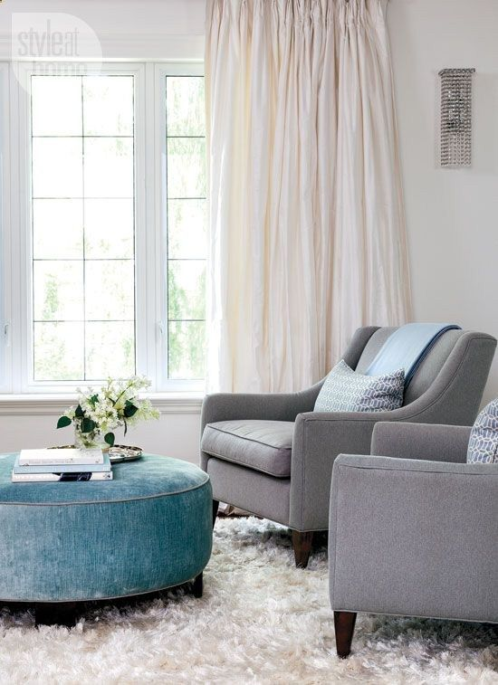 12 Best Images About Master Bedroom Sitting Area On Pinterest Chair Slipcovers Master