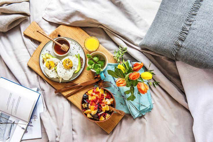 Frühstück im Bett   HelloFresh Blog
