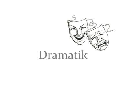 Dramatik. Übersicht Theorie: –Literatur: DaG3, S. 64 – 106 Stücke: –König Ödipus (Sophokles) –Emilia Galotti (Lessing) –Die Dreigroschenoper (Brecht)