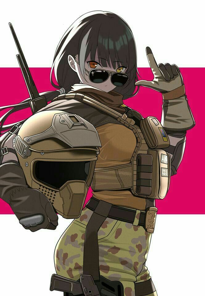 Pin By Yippeexd On M With Images Rainbow Six Siege Anime
