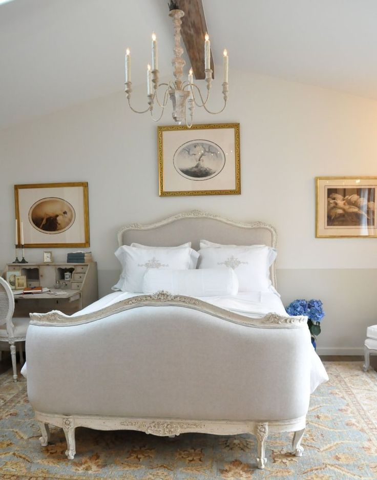фото кроватей во французском стиле школы лопаткина смогла