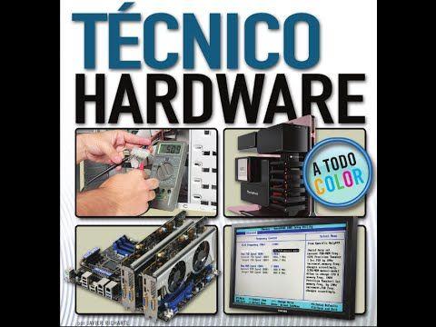 Tecnico en Hardware  cursos y manuales gratis  (Tiempo libre)