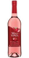 Wild Vines Fraise White Zinfandel boisson au vin