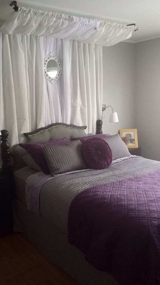 Best 25 Purple Grey Bedrooms Ideas On Pinterest Purple Grey Purple And Grey Bedding And Grey