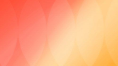 Red and Peach Color Wallpaper in HD 1080p