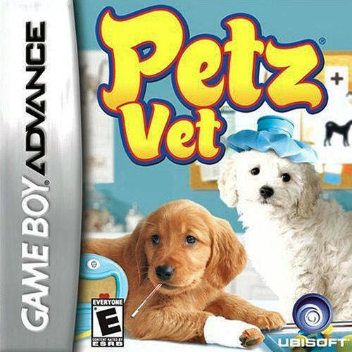 Petz Vet - Game Boy Advance Game