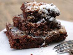 Torta veloce alla nutella e cocco, cioccolato, dolce veloce, torta senza farina, profumata al cocco, con yogurt, senza burro, solo albumi, ottima a merenda!