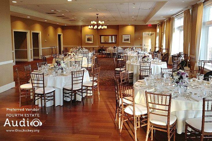 The Grand Ballroom at #ArrowheadGolfClub, ready to host another spectacular wedding.