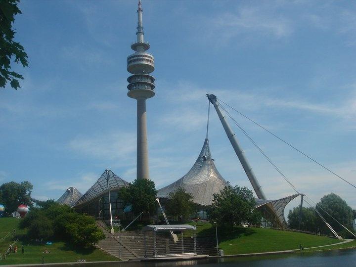 Olympiapark. München. Germany