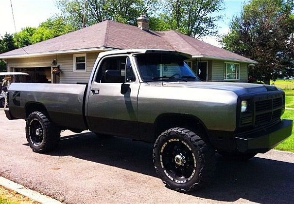 1st gen cummins nice rides pinterest trucks dodge. Black Bedroom Furniture Sets. Home Design Ideas