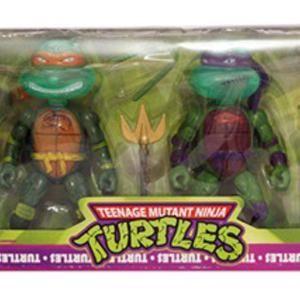 Action Figure: Mainan Tenage Mutant Ninja Turtles
