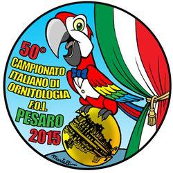 50^ Campionato Italiano di Ornitologia F.O.I. - Pesaro 2015