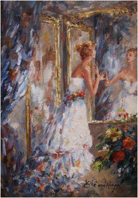 """""""Her Reflection"""" - Elbe Van Rooyen"""
