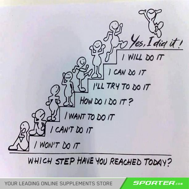 Which step you have read today??  Are you willing to face all the obstacles to get what you want?? How far will u go??  #sporter_number_1 #Sporter #sportercom #motivation #determination #strong #Strength #bodybuilding #building_muscles #healthylife #healthy #workhard #workout #results #training #target #transformation #perfectbody #power #energy #achievement #ability #setgoals #success #fitness #gymaddicted #Goal #gymtime #happiness #uae #kuwait #oman #Bahrain #ksa #Qatar #worldwide