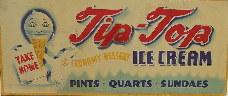 New Zealand Ice Cream Packaging & Collectibles - an album on Flickr