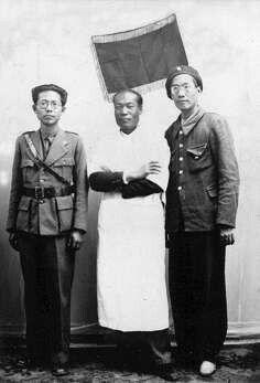 Los chinos de las Brigadas Internacionales