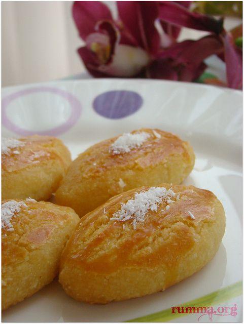 Şerbetli Hintpare tatlısı tarifi - rumma