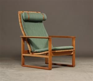 Vara: 4208500 Børge Mogensen. Hvilestol,