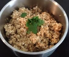 Recipe Cauliflower rice pilaf by melsh1980 - Recipe of category Side dishes