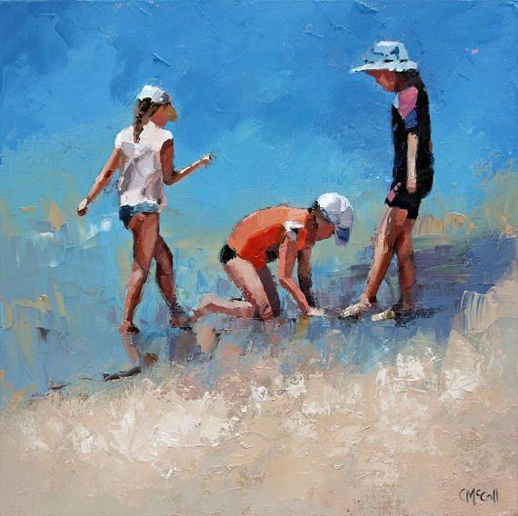 Original Painting For Sale 'Summer Days VI'.
