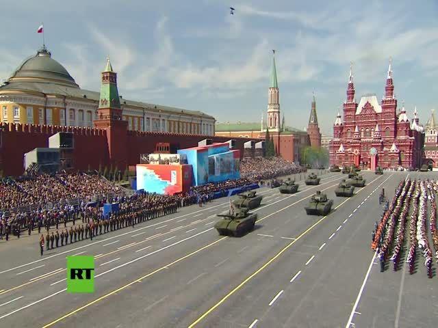 Momentos Destacados Del Mayor Desfile Militar De La Historia Moderna Rusa #Video