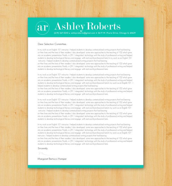 19 best Resumes & Cover Letter styles. images on Pinterest ...