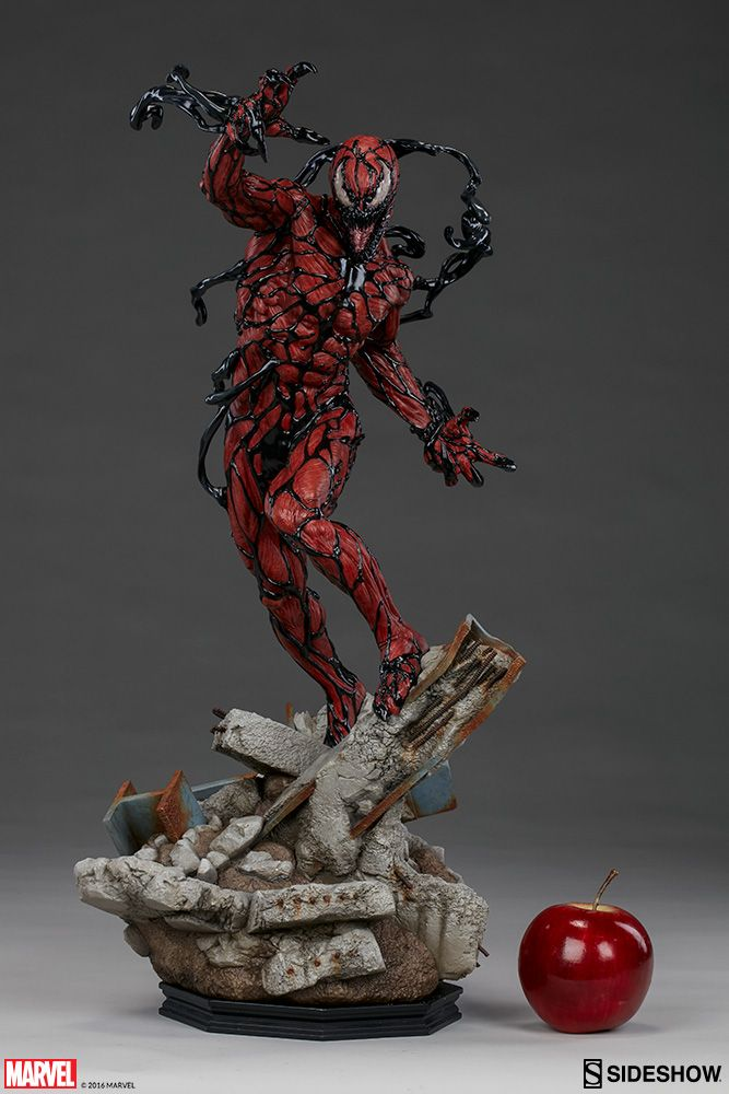 Marvel Carnage Premium Format(TM) Figure by Sideshow Collect | Sideshow Collectibles