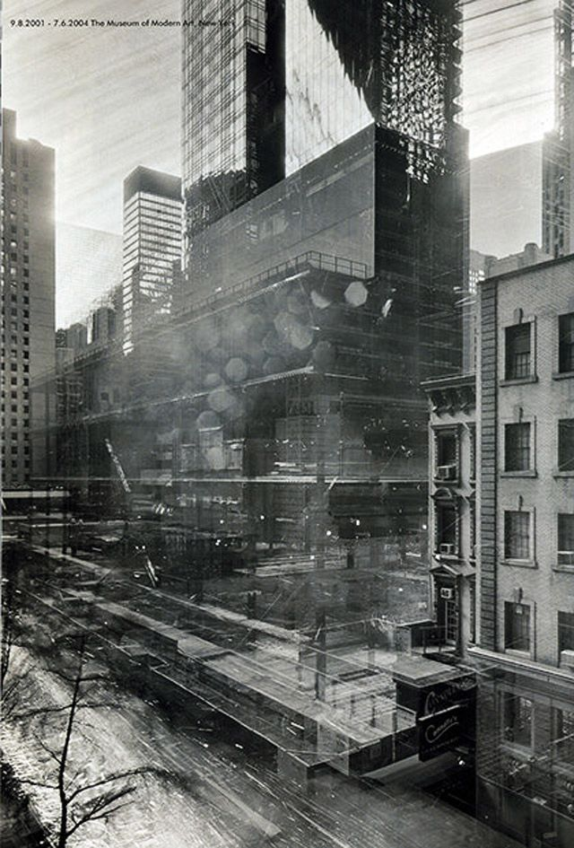 German photographer Michael Wesely has spent decades working on techniques for extremely