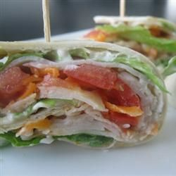 Easy Snack Wraps | Easy to make, easy to eat: these best-loved wraps offer healthy comfort in every bite—at home or on the go.