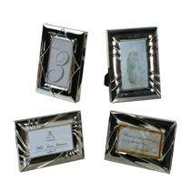 bulk mini silver toned frames at dollartreecom these mini frames make beautiful