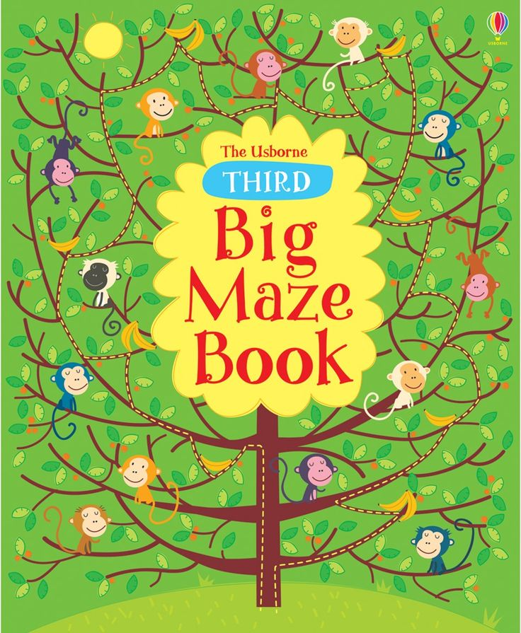 "Find out more about ""Third big maze book"", write a review or buy online."