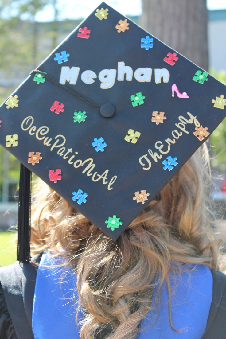 OT! <3 Graduation cap this would be so cute to give your kids that you work with then don't need it anymore!