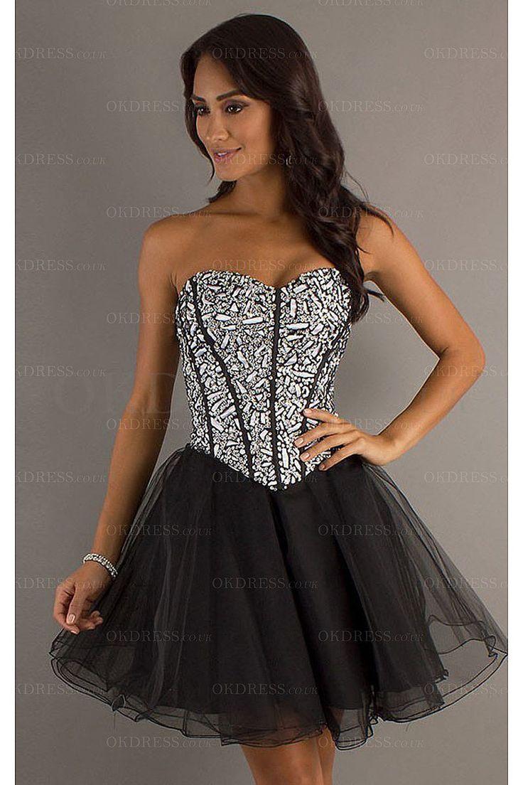 29 best Dakota homecoming/ prom images on Pinterest   Grad dresses ...