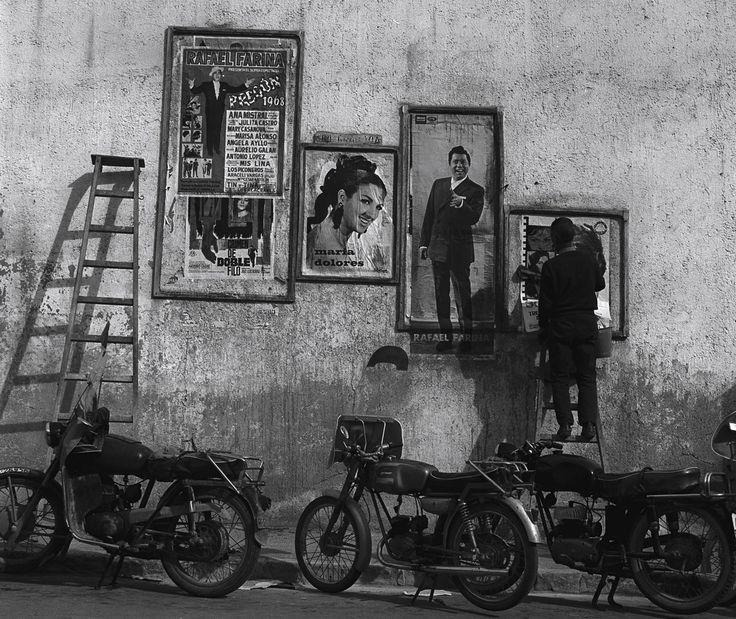 Carteles. Murcia 1968