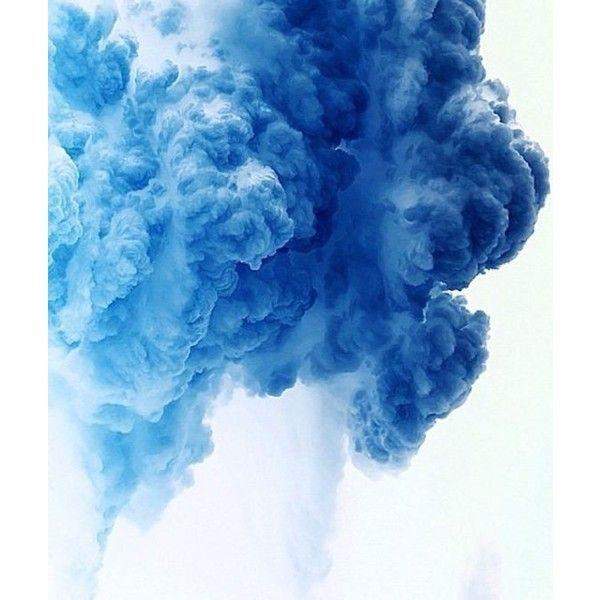 Puffs Of Blue Smoke Smoke Wallpaper Unique Iphone Wallpaper Cool Artwork