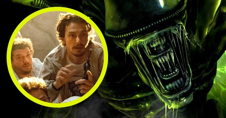 Alien: Covenant to Reunite James Franco and Danny McBride? -- A new rumor claims that James Franco is the captain of the Covenant ship in Ridley Scott's new Alien prequel. -- http://movieweb.com/alien-covenant-james-franco-cameo-ship-captain/