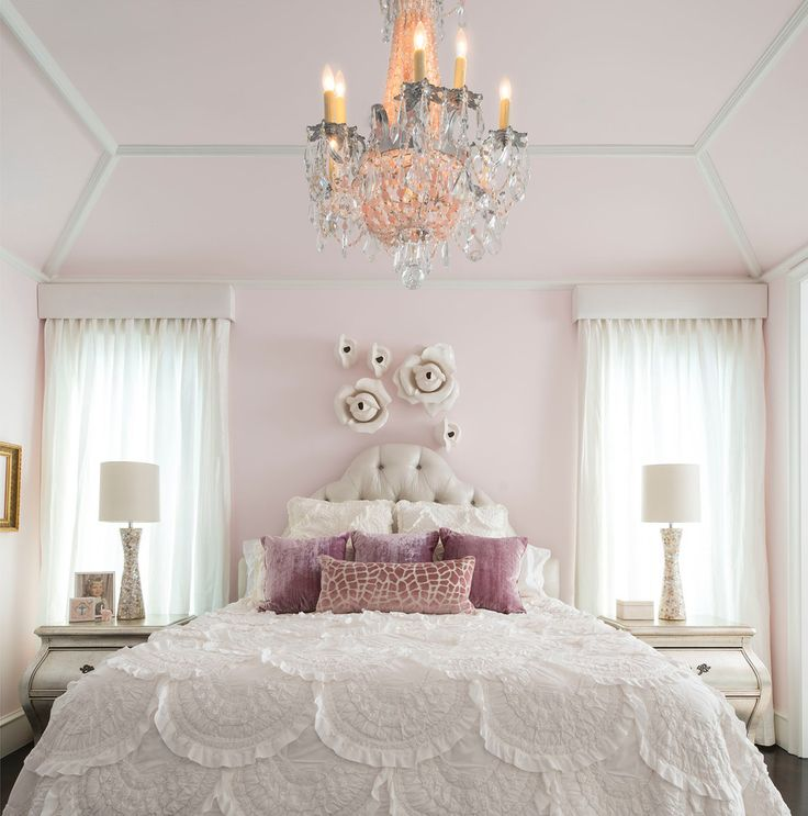 fit for a princess decorating a girly princess bedroom - Decorate Bedrooms