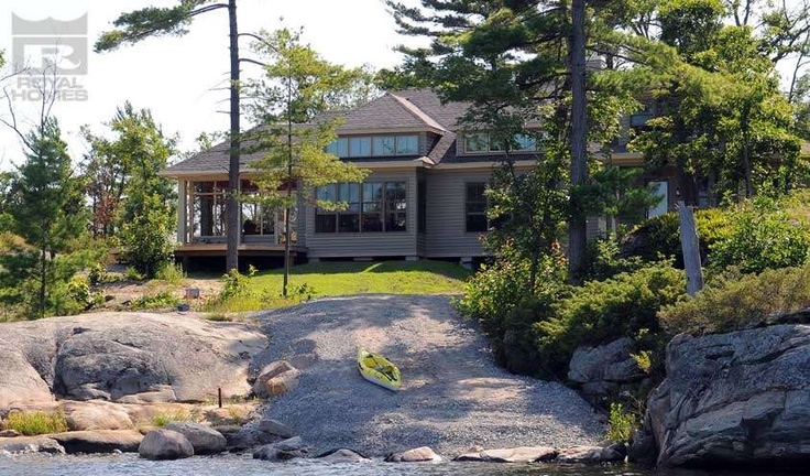 Island Cottage Exterior