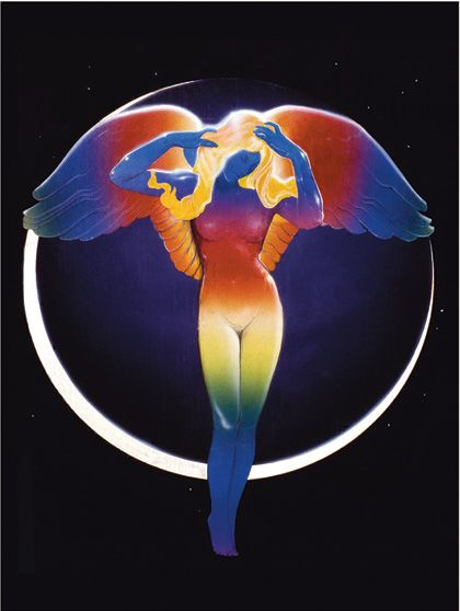 This self-same illustration was turned into the icon for the Grateful Dead by Stanley Mouse & Alton Kelly. Description from pinterest.com. I searched for this on bing.com/images