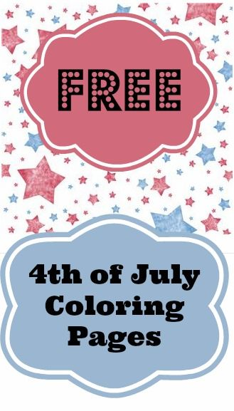229 best 4th of July~Stars \ Stripes images on Pinterest Daycare - fresh coloring pages for fourth of july