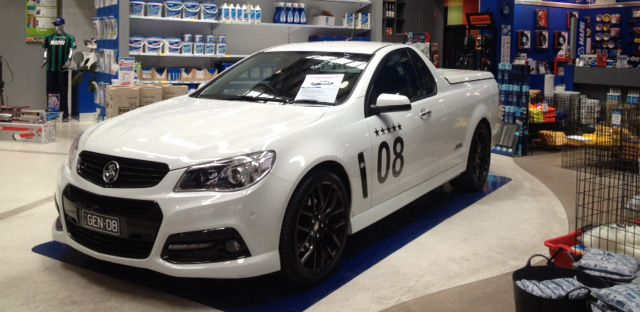 #TilersExpress #Melbourne #WinaCar Imagine Driving Away in this Brand New VF SS-V8.. Come in, have a look and enter the Win a Car Competition at Tilers Express Southbank for your Chance to Win 'The General'! Remember the Address: 15-25 Meaden Street, Southbank Tilers Express is Open 6 days a week! For more information on how you can Win this Ute, click here: http://youtu.be/2VMHW6ZgvUI…