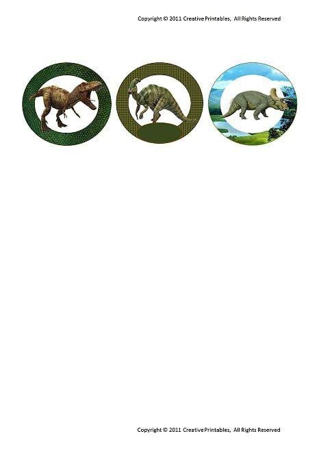 Dino Party Circles.pdf - OneDrive