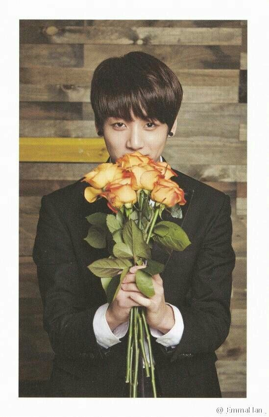 BTS Jungkook | My sister threatened to unfollow me if I pinned a bunch of pictures of Jungkook...¯_(ツ)_/¯