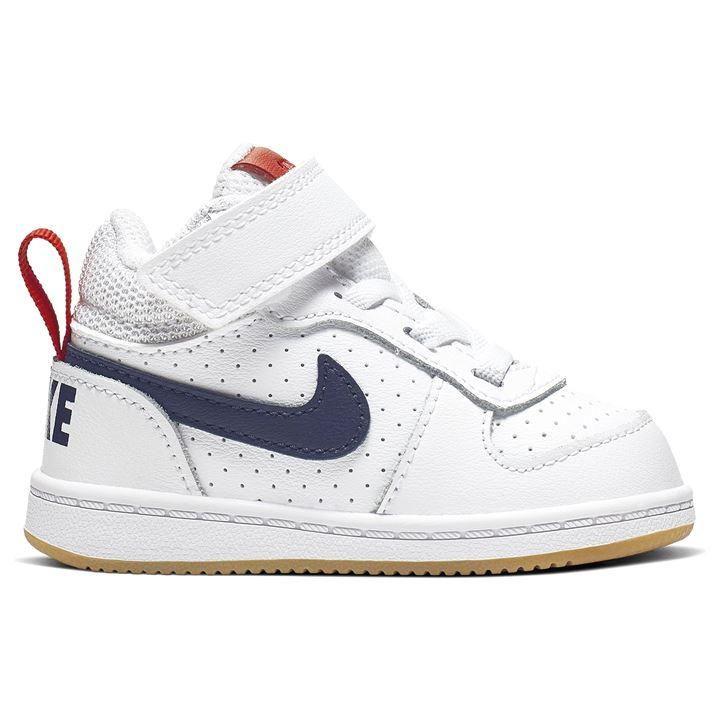 Court Borough Mid 2 BabyToddler Shoe | Toddler shoes, Nike